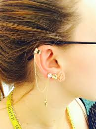how do you wear ear cuffs is the ear cuffs trend here to stay islanders speak up