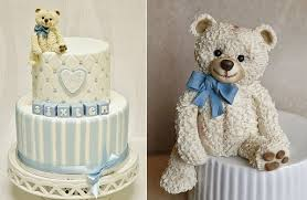 teddy bear cakes u0026 tutorials cake geek magazine