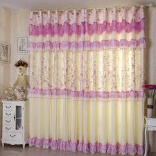 Pink Ruffle Blackout Curtains Blackout Curtains Pink Ruffle Blackout Curtains Inspiring