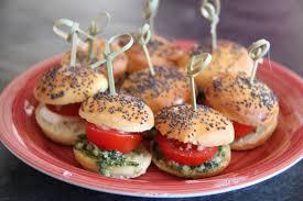 canapé pour apéro mini burgers pour l apéro les petits plats de patchouka
