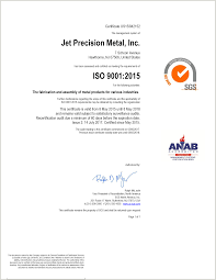jet precision metal inc high quality custom sheet metal