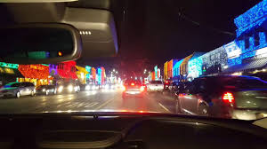 rochester hills downtown christmas light show youtube