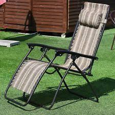 zero gravity chair lounges ebay