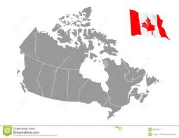 Canada Us Map by Us Maps Usa State Maps Map Usa Separable Borders Each State Stock