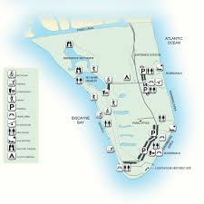 Map Of Pointe Orlando by Map Of Bill Baggs Cape Florida State Park Keywest Vacay