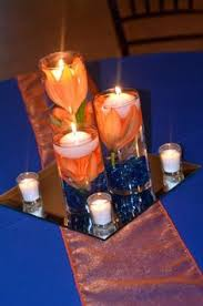 light blue and burnt orange wedding ideas search
