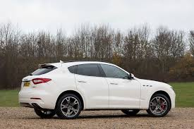 maserati suv 2018 maserati levante s first drive the ferrari powered suv is here