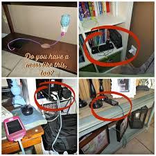 Diy Charging Stations Create A Simple Diy Iphone And Ipad Charging Station To Match