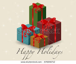wrapped gift boxes wrapped gift stock images royalty free images vectors