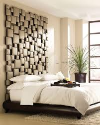 unique and creative wall mount headboard idea for modern