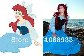 Ariel Costume Halloween Princess Ariel Costume Mermaid Costume Halloween