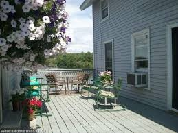 Waterfront Property For Sale In Dexter Maine