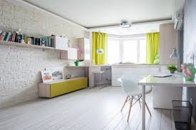 square meters 42 square meters apartment with a smart design and bright accents