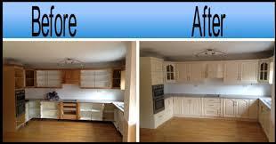 respray kitchen cabinets respray paint services dublin