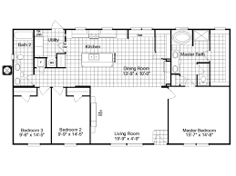 Home Floor Plans Texas The Kensington Ml28563k Manufactured Home Floor Plan Or Modular
