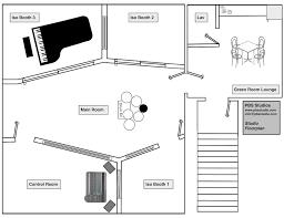 recording studio floor plan pbs studios floor plan