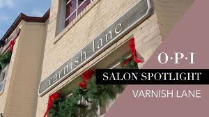 salon spotlight varnish lane in washington dc youtube