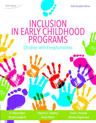 inclusion in early childhood programs children with