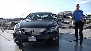 lexus ls 460 review 2007 2010 lexus ls460l awd review we review the ls460 engine