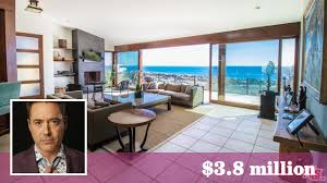 Iron Man Malibu House by Robert Downey Jr Snaps Up A New Ocean View In Malibu For 3 8