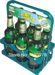 Beer Baskets 500ml Beer Baskets Foldable Basket Portable Wine Rack