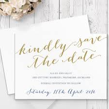 Save The Date Cards Free Classic Glam Navy And Gold Wedding Save The Date Cards Printed