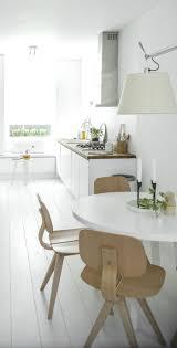 Cuisine Scandinave Design by La Cuisine Blanche Et Bois En 102 Photos Inspirantes Archzine Fr
