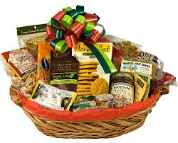 food basket gifts hear healthy christmas baskets healthy gift basket