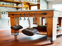 Movable Kitchen Island Ideas Portable Kitchen Island Ideas