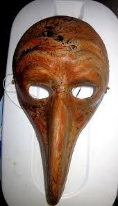 ghost hunting theories vintage halloween masks