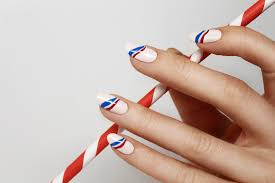 memorial day nail design from jin soon