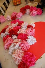 Stage Decoration For Valentine S Day by Backdrop For A Middle Valentines Dance Made With Dollar