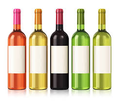 wine bottles and glasses silhouette pictures images and stock