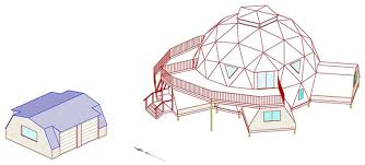geodesic dome home interior dome home interiors 45ft geodesic dome with veranda decking