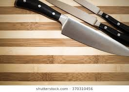 great kitchen knives chef knife set stock images royalty free images vectors
