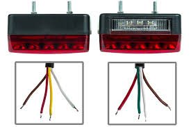 led trailer lights wiring how to wire led trailer lights youtube beautiful led wiring diagram