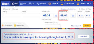 southwest baggage fees southwest airlines schedule now bookable through june 1 2018