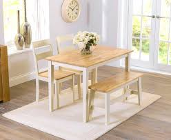 Dining Room Furniture Chicago Dining Room Table With 2 Benches Gallery Dining