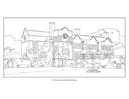 arts u0026 crafts houses coloring book