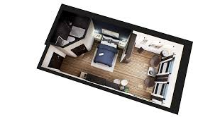 Studio Apartment 3d Floor Plans Ropewalks U2013 Duke Street Liverpool U2013 Studio 1 And 2 Bed