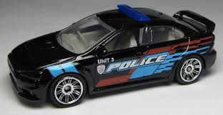 mitsubishi lancer evo 3 initial d first look matchbox mitsubishi lancer evo x police u0026 subaru