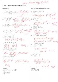 exponent worksheet answers 28 templates 8 best images of