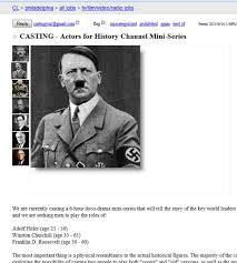 Seeking Adolf Look Like We May A For You Ny Daily News