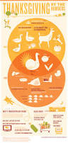 this timely infographic uses a creative venn diagram to display this timely infographic uses a creative venn diagram to display thanksgiving diet information of the past