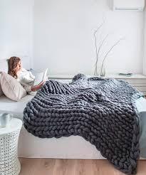 Fleece Throws For Sofas Best 25 Large Blankets Ideas On Pinterest Large Knit Blanket
