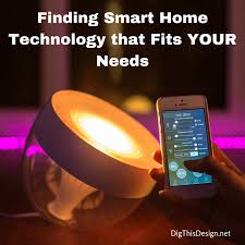 create the perfect smart home for you dig this design