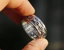 mens ring handmade mens ring etsy