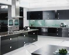 Kitchen Design Black And White Frameless Kitchen Cabinets Modern 1 Awesome Ideas Jean U0027s House