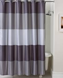 martha stewart collection encore stripe shower curtain shower