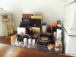 my makeup storage u0026 dressing table set up emilyloula